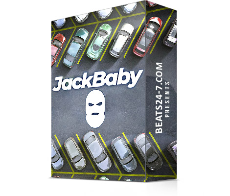 "Construction Kits - Trap Samples & Trap Drum Kit ""JackBaby"" | Beats24-7"