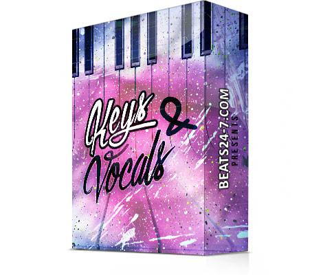Piano Loops & Vocal Samples - Keys & Vocals | Beats24-7.com