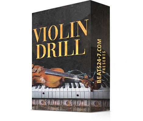 "Drill Music - Drill Trap Beats & Drill Samples ""Violin Drill"" | Beats24-7"