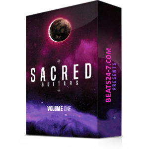 "Guitar Loops & Trap Samples ""Sacred Guitars"" 