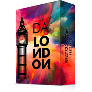 "Trap Sample Pack ""DA LONDON"" Trap Samples & Loops 