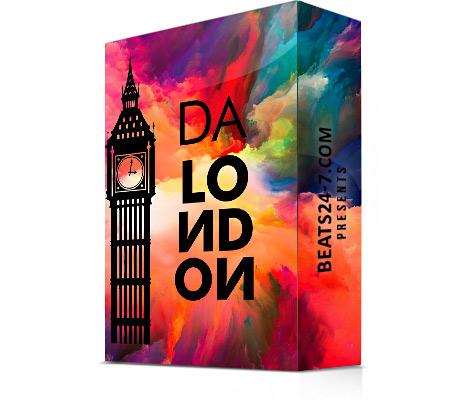 "Trap Sample Pack ""DA LONDON"" Trap Samples & Loops | Beats24-7.com"