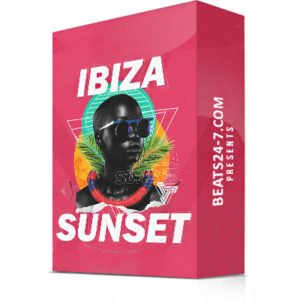 "Dancehall Samples & Afrobeats ""Ibiza Sunset"" 
