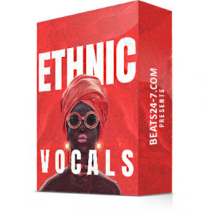 Ethnic Vocals (Arabic Vocal Samples & Oriental Vocal Loops) | Beats24-7