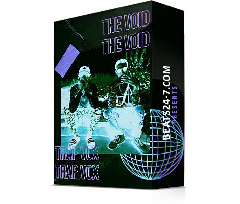 Vocal Sample Pack - THE VOID (Trap Vocals & Acapellas) | Beats24-7