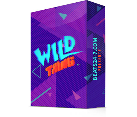 "Trap Loops & Hip Hop Samples ""Wild Thing"" | Beats24-7.com"