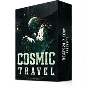 Trap Loops & Sample Pack (+ Trap Drum Kit) Cosmic Travel | Beats24-7
