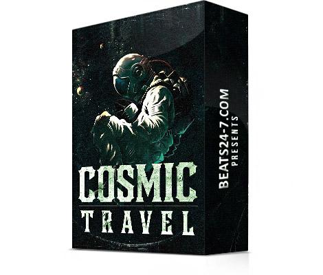 Trap Loops & Sample Pack (+ Trap Drum Kit) Cosmic Travel | Beats24-7