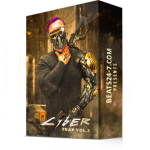 "Cyberpunk Type Beats / Trap FL Studio Project Files - ""Cyber Trap"" V2"