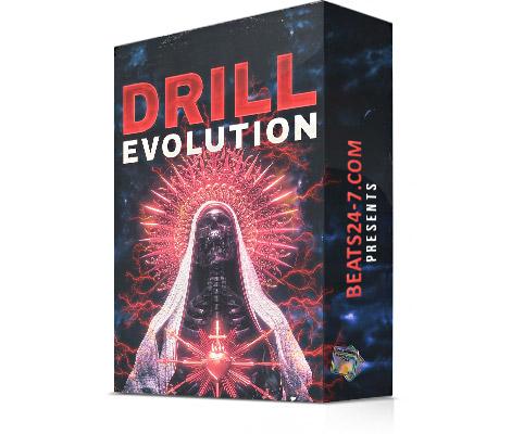 "Drill Trap Beats (Violin Drill Samples & Loops) ""Drill Evolution"" | Beats24-7"