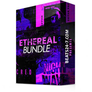 Vocal Sample Pack, Trap Drum Kits & Loops - Ethereal Bundle | Beats24-7