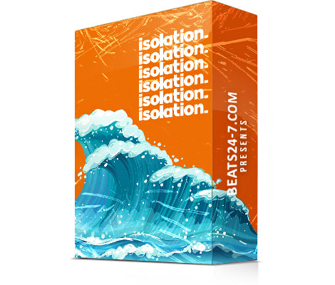 "Trap Loops (Hard Trap Samples) ""Isolation"" | Beats24-7.com"