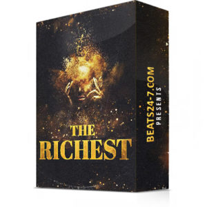 "Trap Loops & Hip Hop Samples - ""The Richest"" 