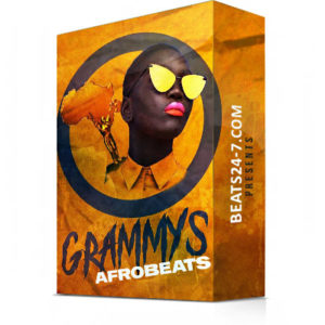 "Afrobeats Loops & Dancehall Samples ""GRAMMYs Afrobeats"" 