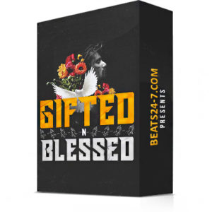 "Trap Samples Pack (Guitar Trap Beats) ""Gifted N Blessed"" 
