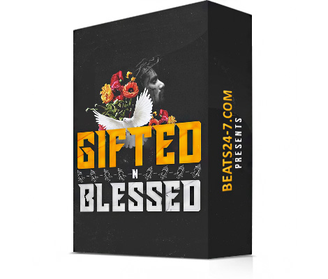 """Trap Samples Pack (Guitar Trap Beats) """"Gifted N Blessed"""" 