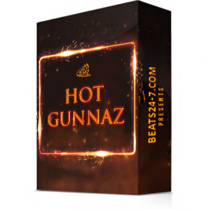 "Trap Loop Kit (Royalty Free Trap Drum Kit) ""Hot Gunnaz"" 