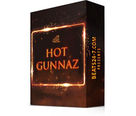 "Trap Loop Kit (Royalty Free Trap Drum Kit) ""Hot Gunnaz"" | Beats24-7.com"