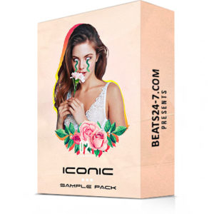 "Afrobeat Sample Pack (Melodic Hip Hop Loops) ""Iconic"" 
