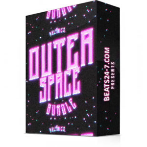 "Trap Melody Loops (6.5 Gigabytes Sample Pack) ""Outer Space Bundle"""