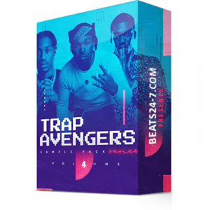 "Trap Sample Pack (Trap Loop Kit) ""Trap Avengers V4"" 