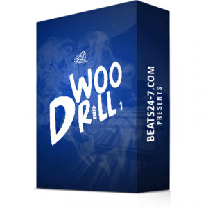 "Drill Trap Beats (Trap Samples & Trap Drum Kit) ""Woo Drill"" 