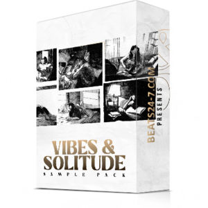 "Hip Hop Samples Pack (Trap Samples & Loops) | ""Vibes & Solitude"""