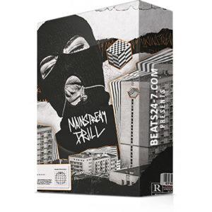 "Drill Trap Samples + FL Studio Project Files ""Mainstream Drill"" | Beats24-7"