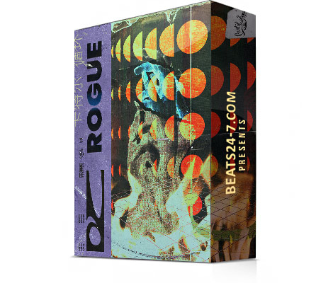 "Hip Hop Samples Pack (Urban Melody Loops) ""Rogue""   Beats24-7.com"