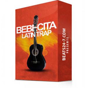 "Royalty Free Latin Trap Loops (Latin Trap Beats) ""Bebecita Latin Trap"""