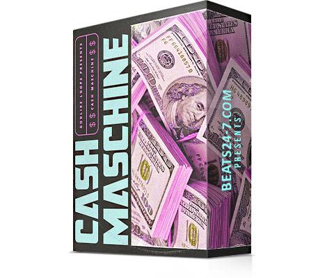 "Trap Sample Pack (Trap Melody Loops) ""Cash Machine"" | Beats24-7.com"