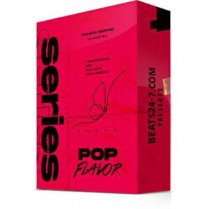 "Pop Sample Pack (Pop Beat Construction Kits) ""Pop Flavor"" | Beats24-7"