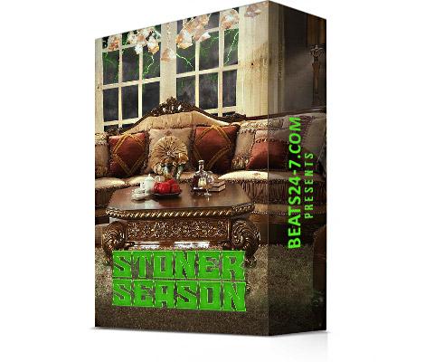 """Trap Sample Pack (Radio ready Trap Loops & Samples) """"Stoner Season"""""""