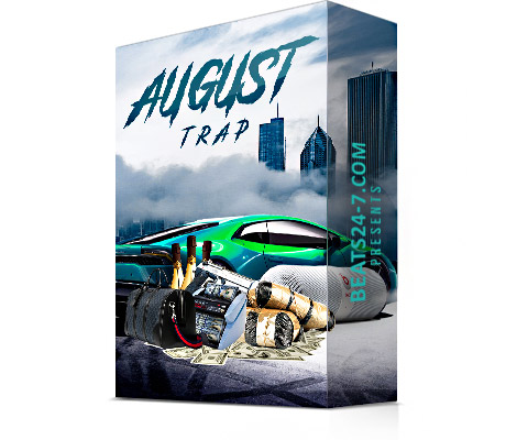 Trap Beat Construction Kits (Trap Loops & Samples) Trap Wave August