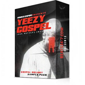 """Hip Hop Sample Pack (Kayne West Type Loops) """"Yeezy Gospel"""""""