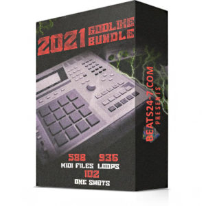 Godlike Producer Bundle (5 GB of royalty free Trap Loops & Samples)