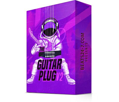 Guitar Type Beats (Hip Hop Sample Pack) The Guitar Plug V2 | Beats24-7
