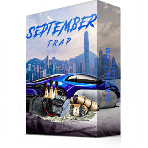 """Royalty Free Trap Loops (Trap Sample Pack) """"Trap Wave September"""""""