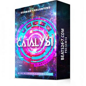 Trap Beat Stem Packs & MIDI Files - Catalyst
